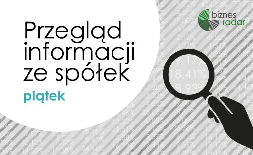 01d63ee232 Przegląd informacji ze spółek (2018-12-22) - BiznesRadar.pl