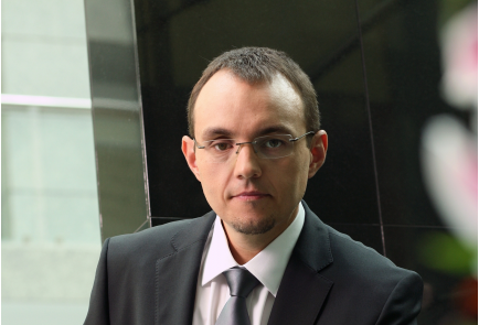 Piotr Krupa, prezes Kruk