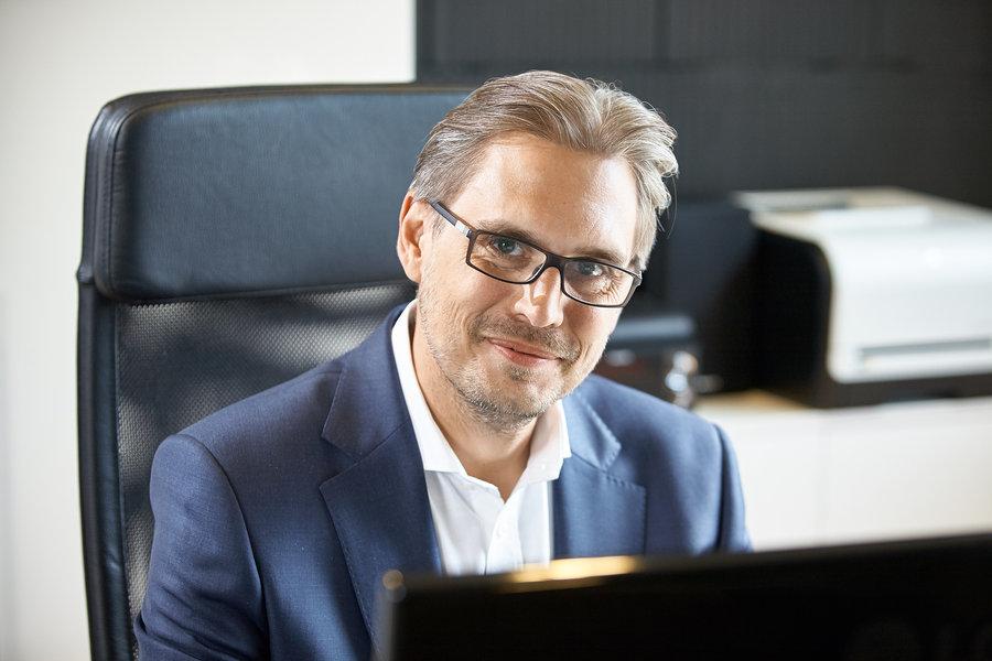 Tomasz Malicki, prezes Gino Rossi
